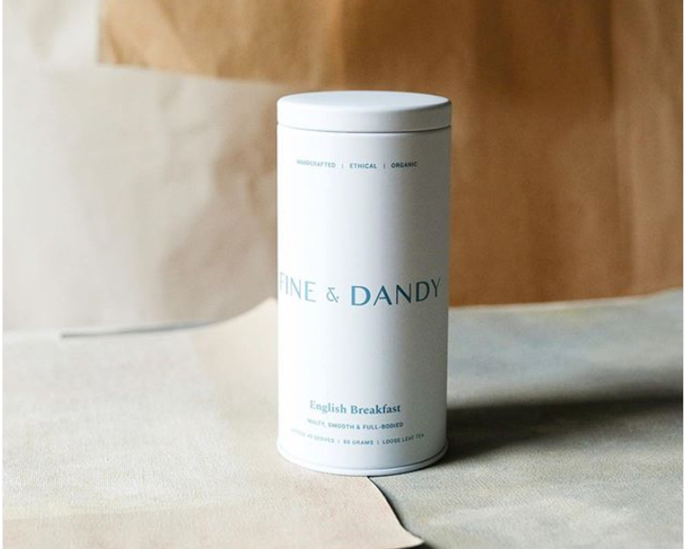 Load image into Gallery viewer, FINE & DANDY | ENGLISH BREAKFAST | TEA BOX