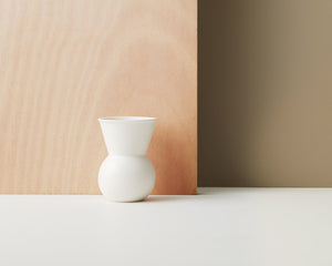 Load image into Gallery viewer, GIDON BING | SMALL BULB VASE