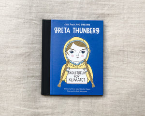 Load image into Gallery viewer, LITTLE PEOPLE BIG DREAMS | GRETA THUNBERG