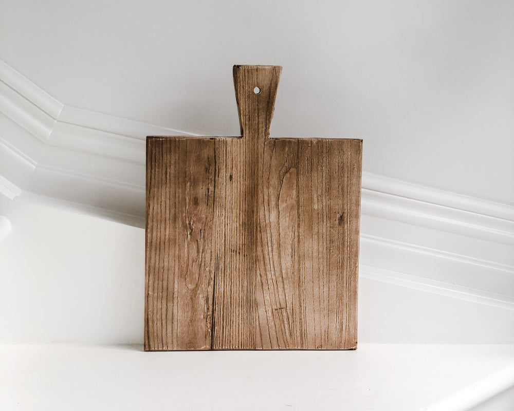ARTISAN BREAD BOARD | SQUARE