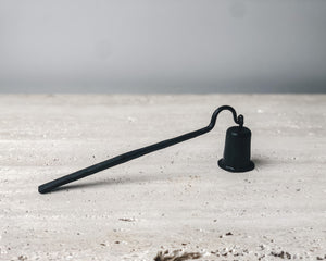 Load image into Gallery viewer, AUSTIN CANDLE SNUFFER | BLACK