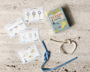 KNOT TYING GAME | MOULIN ROTY
