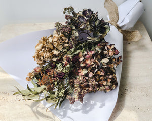 DRIED FLORAL BUNCH | SEBASTIANA