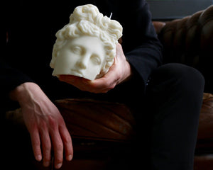 Load image into Gallery viewer, APOLLO SCULPTURE CANDLE