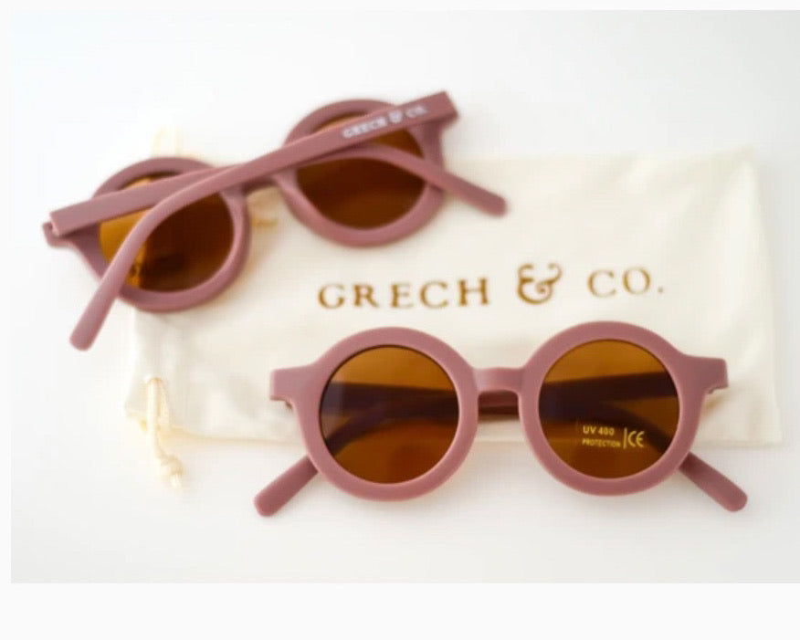 GRECH & CO KIDS SUNGLASSES | BURLWOOD
