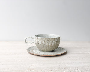 Load image into Gallery viewer, CEYLON CUP & SAUCER