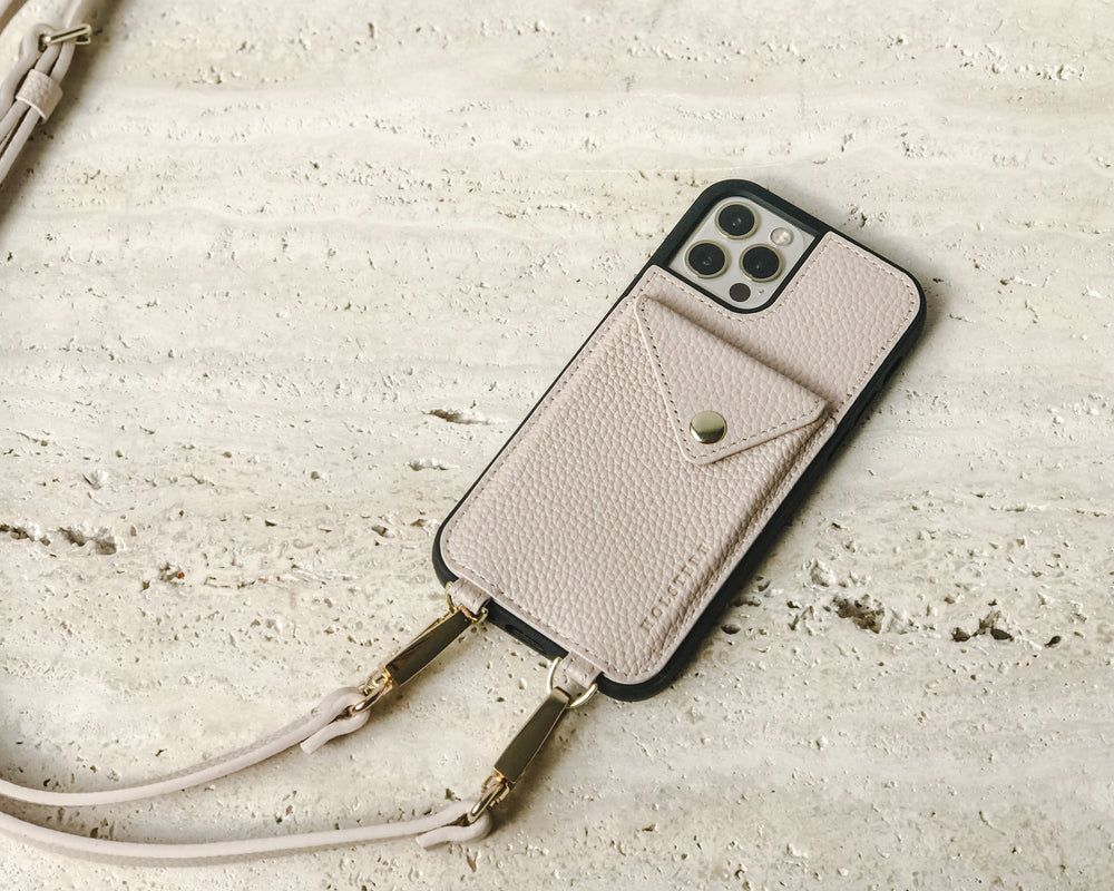 HOLSTERE IPHONE | MANHATTAN CREAM