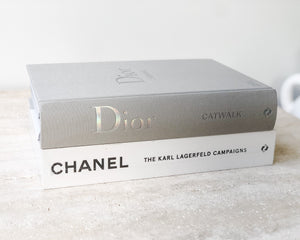 CHANEL SLIP COVER KARL LAGERFELD CAMPAIGN BOOK