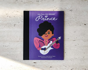 LITTLE PEOPLE BIG DREAMS | PRINCE