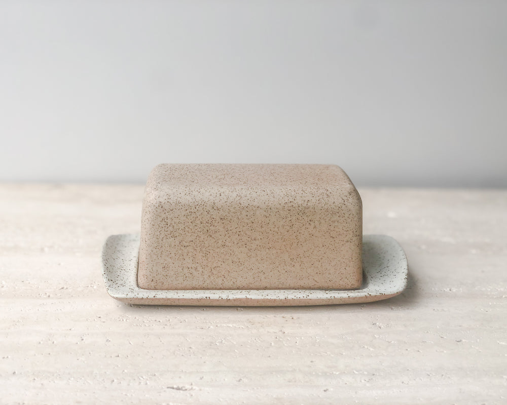 BUTTER DISH | GARDEN TO TABLE