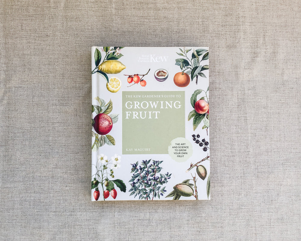 GARDENERS GUIDE TO GROWING FRUIT