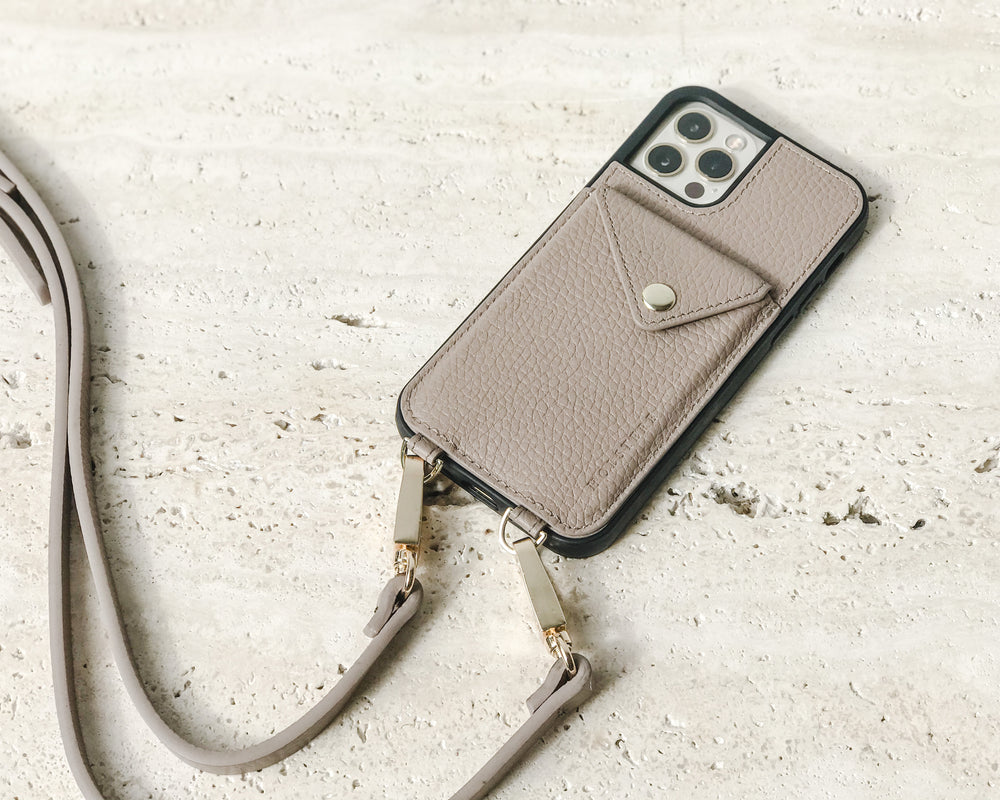 HOLSTERE IPHONE CASE | MANHATTAN TAUPE