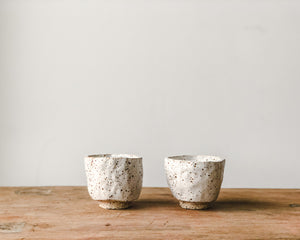 YUNOMI | HEN CLAY SET OF 2