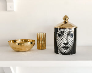 FORNASETTI REPLICA VESSEL | NETTED FACE