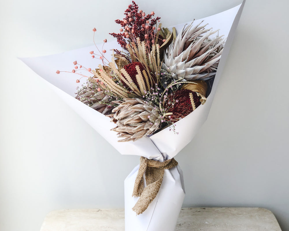 DRIED FLORAL BUNCH | AMORE