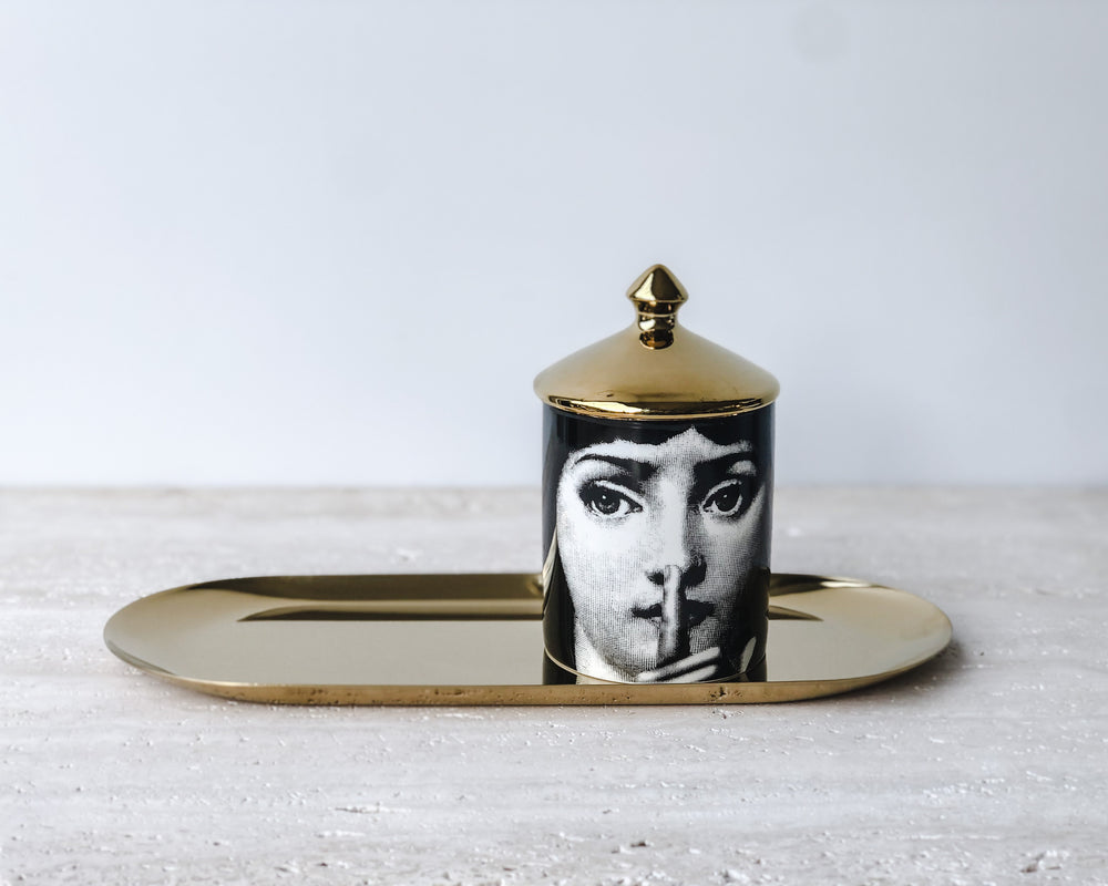 FORNASETTI REPLICA VESSEL | SECRET