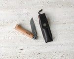 TRADITIONAL FOLDING KNIFE WITH SHEATH | SIZE 8