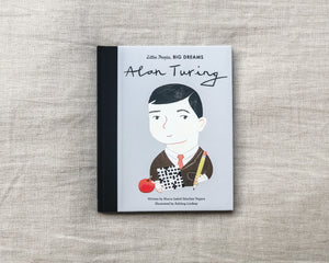 LITTLE PEOPLE BIG DREAMS | ALAN TURING