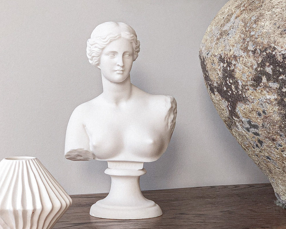 Load image into Gallery viewer, VENUS BUST STATUE | 22CM
