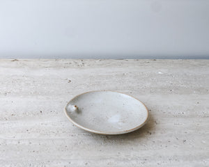 Load image into Gallery viewer, INCENSE HOLDER | WHITE PARCHMENT