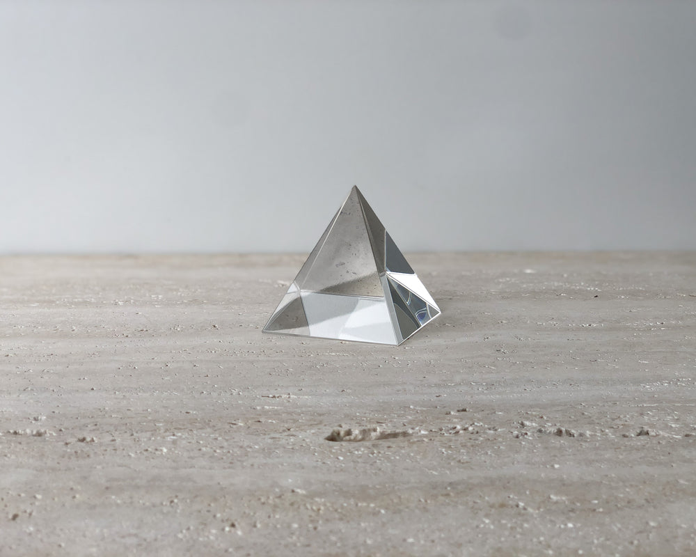 Load image into Gallery viewer, CRYSTAL PYRAMID