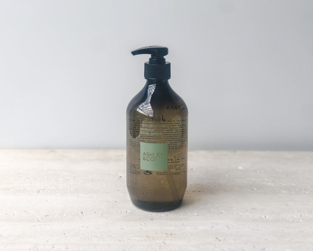 ASHLEY & CO  | GONE GREEN - HAND AND BODY WASH | MORTAR & PESTLE