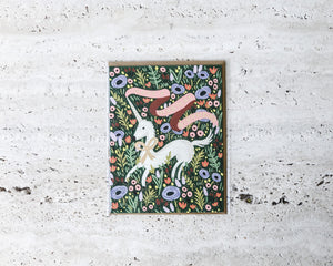 RIFLE PAPER CO. CARD | UNICORN BIRTHDAY