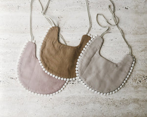 BAUBLE BIB | DOUBLE SIDED