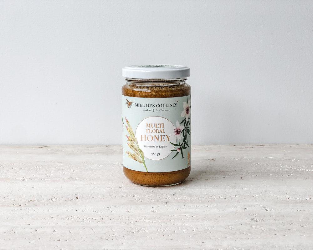 MIEL DES COLLINES | MULTI FLORAL BUSH HONEY