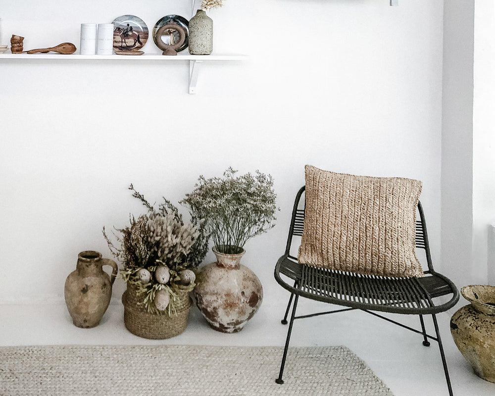Load image into Gallery viewer, OLIVE RATTAN CHAIR