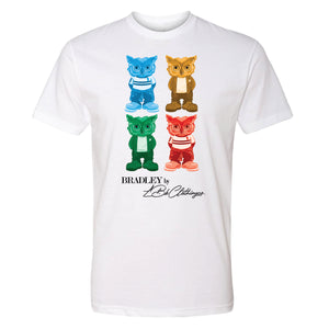 "Bradley ""The Masterpiece"" Crew Neck Tee - LBBco - Living Beyond Boundaries Clothing Company"
