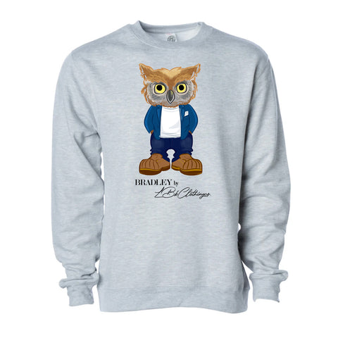 Boys The Bradley - Keep It Classy Crew Sweatshirt - LBBco - ClassyURBANWear