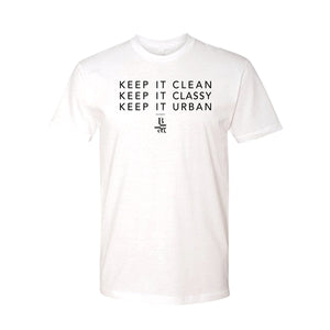 "LBBco ""The Mantra"" Crew Neck Tee - LBBco - ClassyURBANWear"