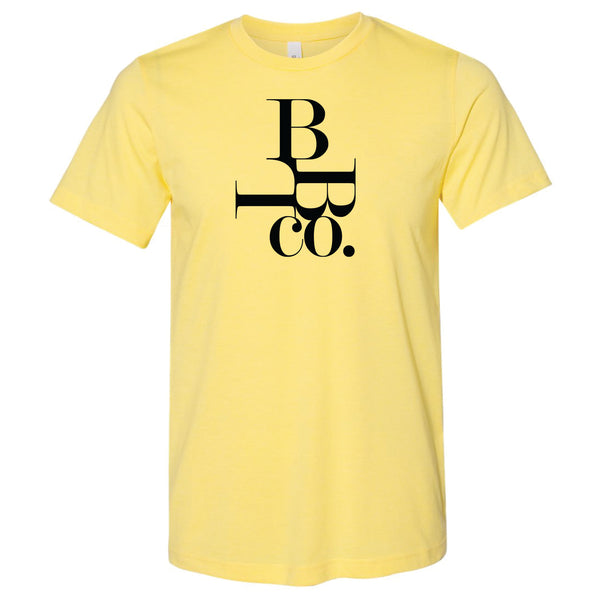 """LBBco"" Spring/Summer Crew Neck Tee - LBBco - Living Beyond Boundaries Clothing Company"