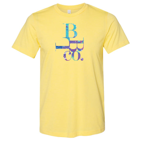"""LBBco"" Splash Crew Neck Tee - LBBco - Living Beyond Boundaries Clothing Company"