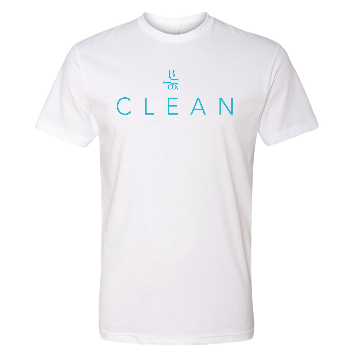 """CLEAN"" Crew Neck Tee - LBBco - Living Beyond Boundaries Clothing Company"