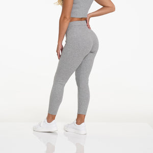 Grey Lazy Day Lounge Bottoms