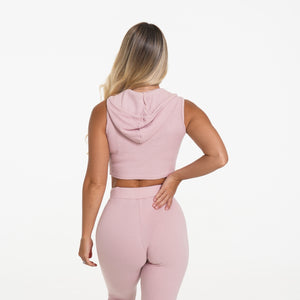 Pink Lazy Day Lounge Tank
