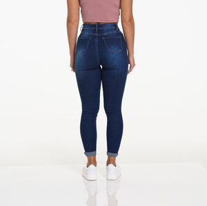 Navishape Dark Wash Jeans