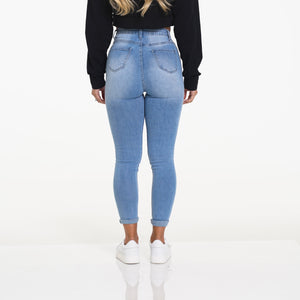 Navishape Light Wash Jeans