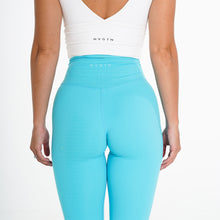 Load image into Gallery viewer, Turquoise Signature Leggings