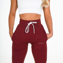 Load image into Gallery viewer, Maroon Joggers