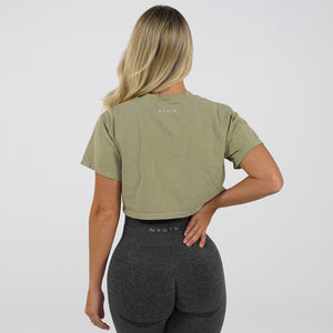 Army Green Everyday Tee