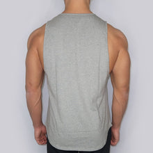 Load image into Gallery viewer, Modest Man Grey Tank