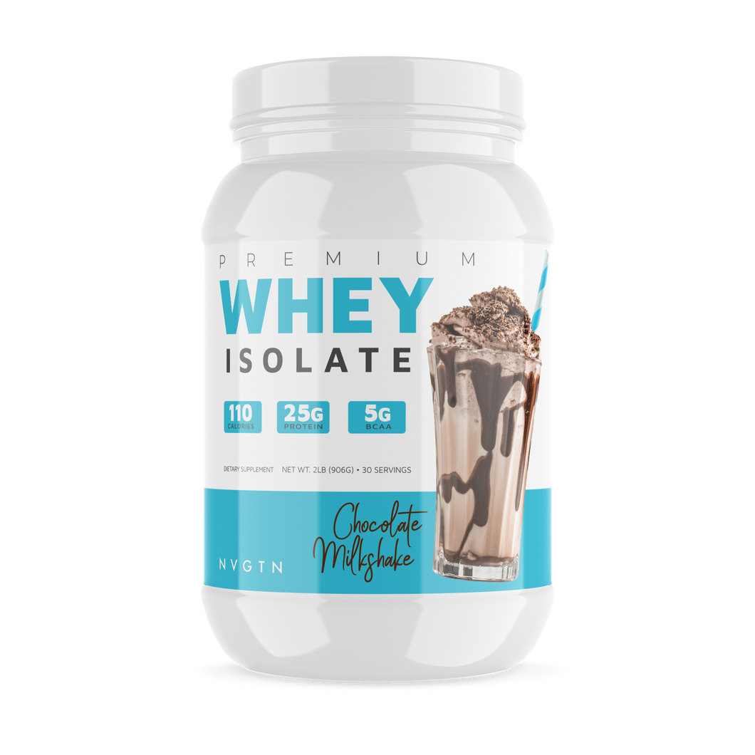Premium Whey Protein (Launching February 9th)