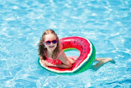 When should kids wear swim ear plugs?
