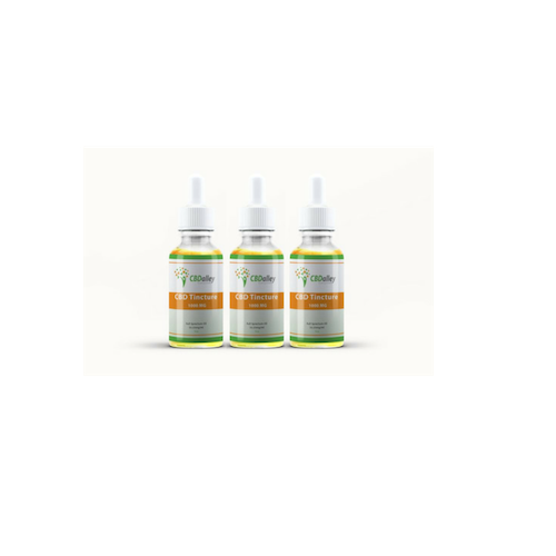 SALE! CBD Tincture: Buy 2 get 1 Free 1000 MG