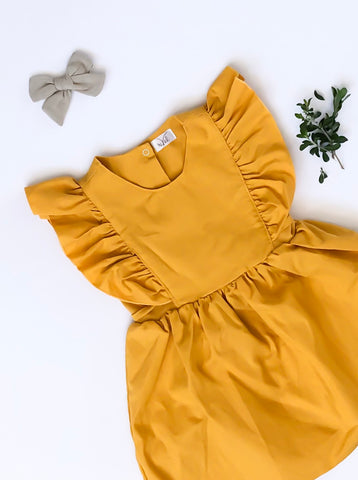 The Ryleigh - Linen Dress