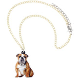 British Bulldog Pendant-Pendalace [Buy Now]