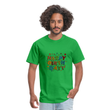 Happy Birthday T-Shirt - bright green